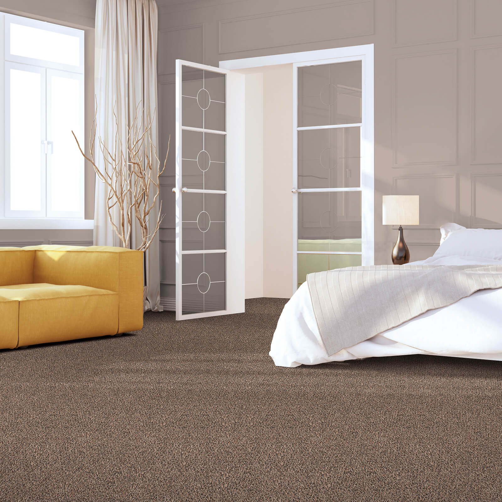 Bedroom Carpet | Georgia Flooring