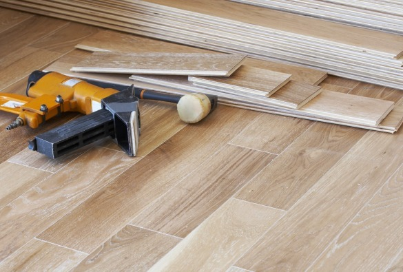 Hardwood installation | Georgia Flooring