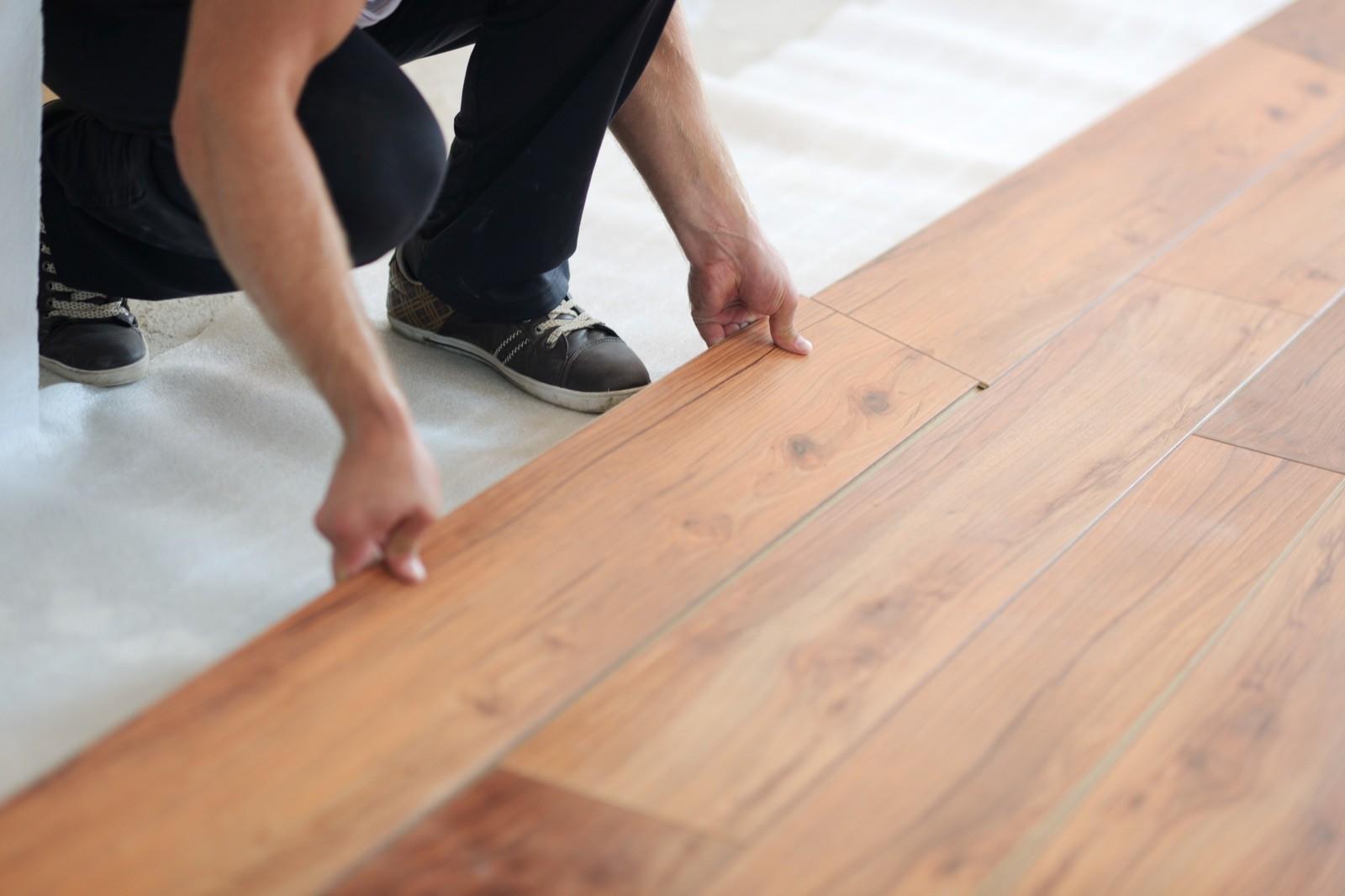 Installing laminate flooring Calhoun, GA | Georgia Flooring